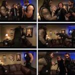Brad Maddox Take Down By The Shield #WWE