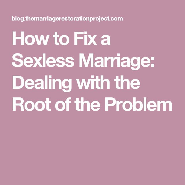 Dealing With A Sexless Marriage 112