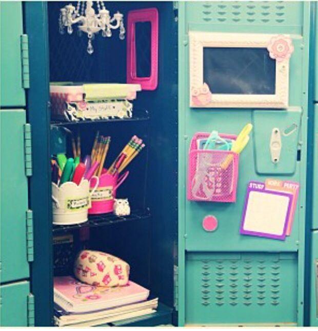 Small Locker Decorations