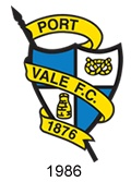 port vale fc 1986 crest