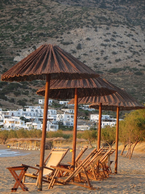 Kamares Beach, Sifnos, Greece
