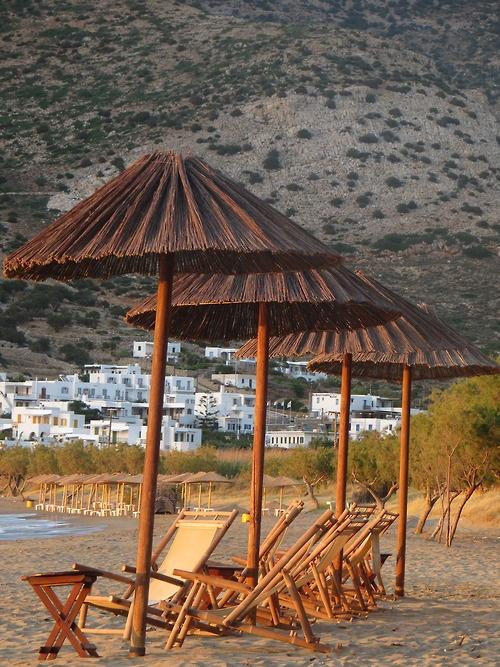 Kamares Beach, Sifnos, Greece