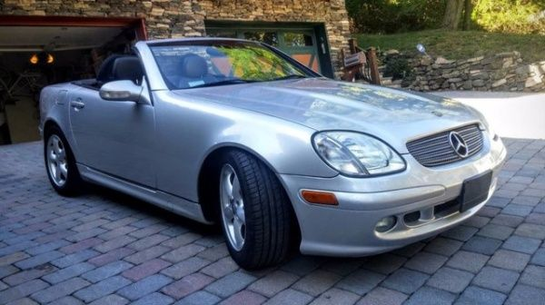 Used 2002 Mercedes-Benz SLK-Class for Sale in Hasbrouck Heights, NJ – TrueCar