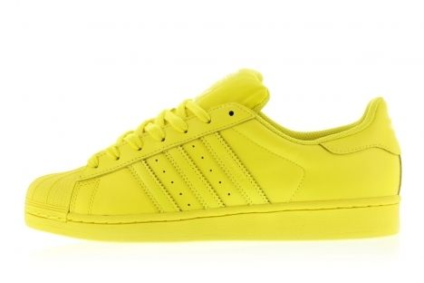 Pharell x Adidas Superstar SUPERCOLOR PACK