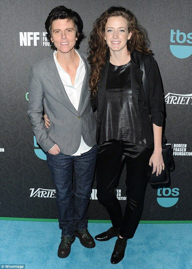 Engaged! Tig Notaro proposed to girlfriend Stephanie Allynne on New Year's Day after over a year of dating