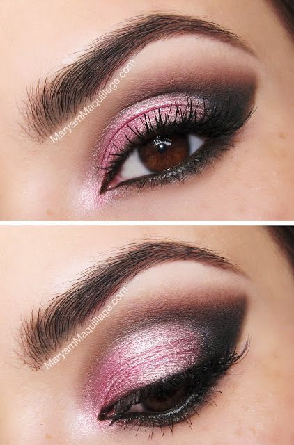Someone needs to teach me how to do most of these on myself...30 Glamorous Eye Makeup Ideas for Dramatic Look