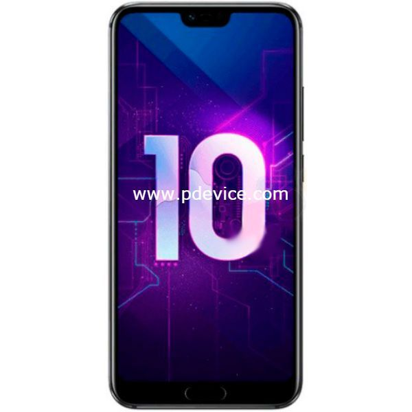 Huawei Honor 10 Specifications Price Compare Features Review Huawei Dual Sim All Mobile Phones