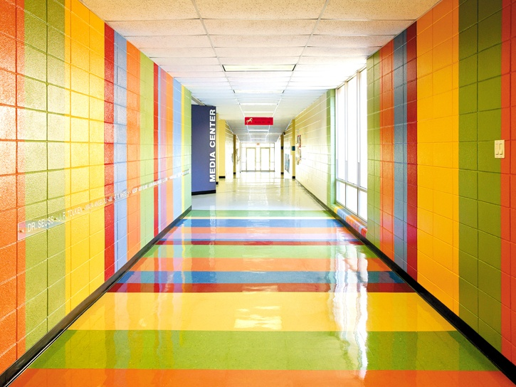 Mablevale Elementary School by Herron Horton Architects ...