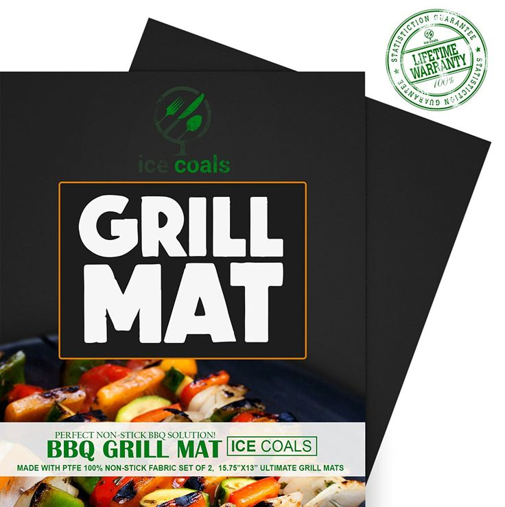 BBQ Grill Mats, Silicone Baking Mat , Baking pans and mats, 100% Non-stick Chef Special,Non Slip Silicone Grill pans | Works on Any BBQ Grill or As Pan Liner * You can get more details by clicking on the image.