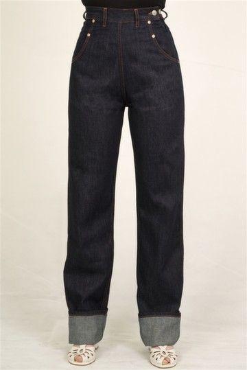 Rivet Jeans    Freddies of Pinewood