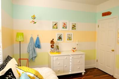 17 Best Images About Nursery Wall Paint On Pinterest