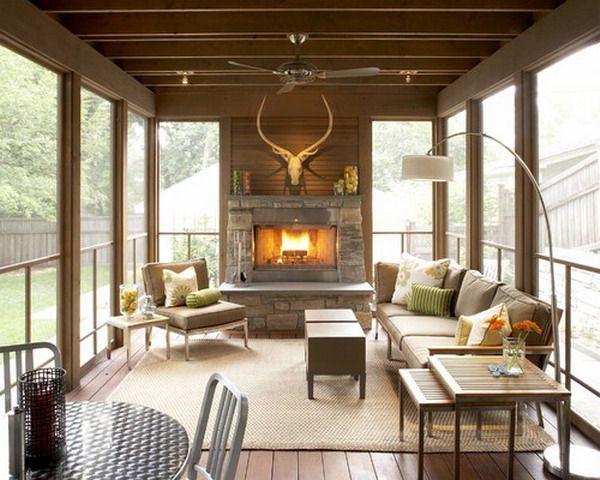 77 best patio ideas images on pinterest | patio ideas, backyard ... - Indoor Patio Ideas