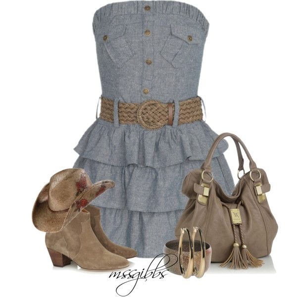 Southern Girl by mssgibbs on Polyvore