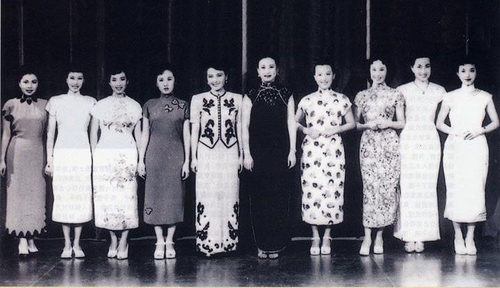 Qipao socialites during the Republic of China - Official ELEGENTE Blog
