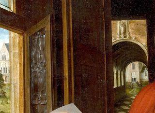 San Jerónimo, de Jan Massys, en el Prado