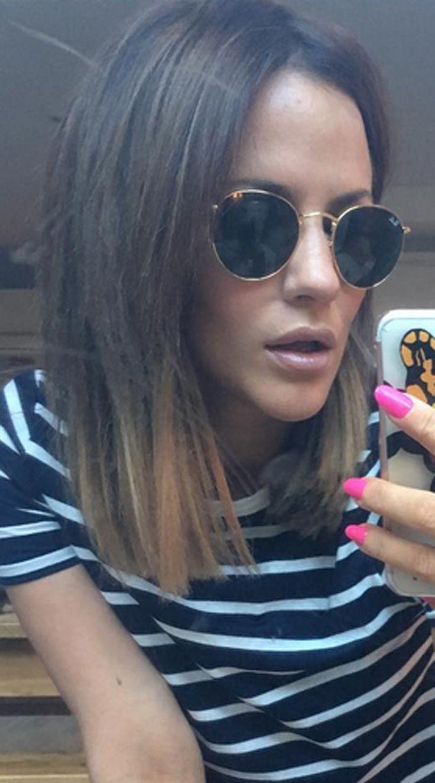 Caroline Flack's gone for a *major* hair change (and it's short, really short)