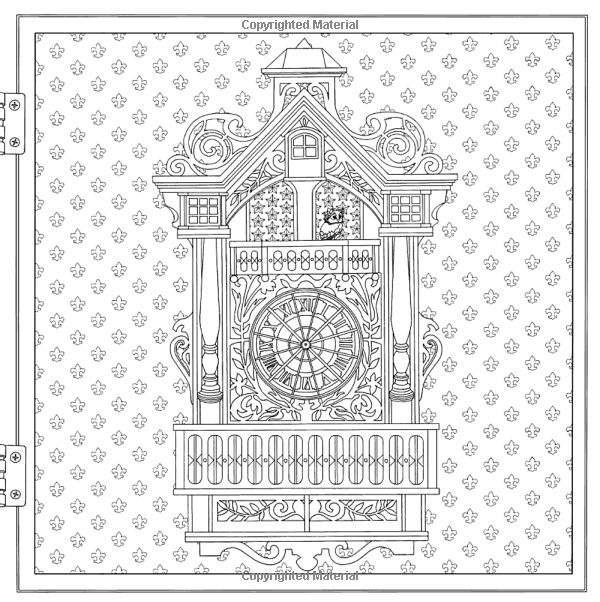 The Time Garden: A Magical Journey and Coloring Book ...