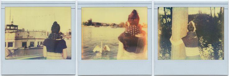 Polaroid Spectra System, la polaroid ganza - nuovo post sul blog