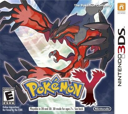 POKEMON Y (Nintendo 3DS) (045496742508) When pok�mon fans begin their thrilling 3-D adventure in pok�mon x or pok�mon y this october, they will be transported into an entirely new region called kalos. A mysterious place that is shaped like a star, kalos is a region where players will encounter beautiful forests, thriving cities, and many never before seen pok�mon. o the cowardly pok�mon helioptile, a normal and electric type pok�mon, can generate enough electricity through sunbathing to ...