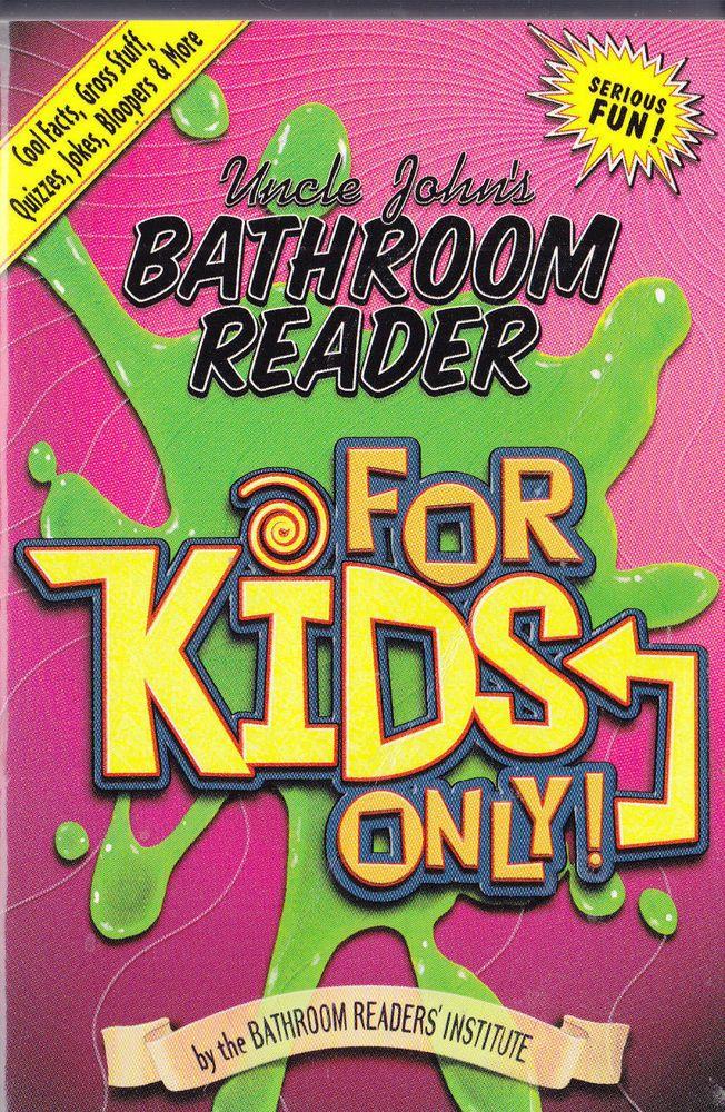 Kid's Gross Set-Bathroom Reader/Icky Sticky Slime Lab/Oh, Yuck!-Joy Masoff