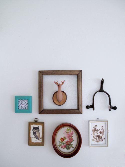 Haley Ann Robinson Home Design - Gallery wall