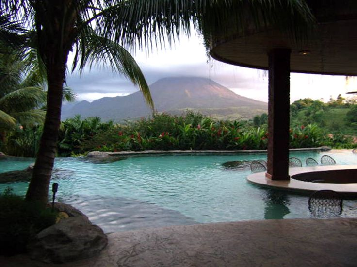 The Best Hot Springs In La Fortuna / Arenal, Costa Rica: Baldi, Ecotermales, Tabacon, Or The Springs Resort? | Costa Rica Travel Blog .com