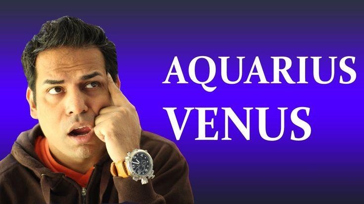 Venus in Aquarius Horoscope (All about Aquarius Venus zodiac sign)