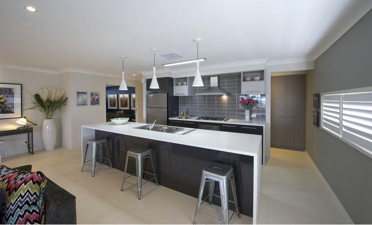 #kitchen #openplan #islandbench #interiordesign #dining