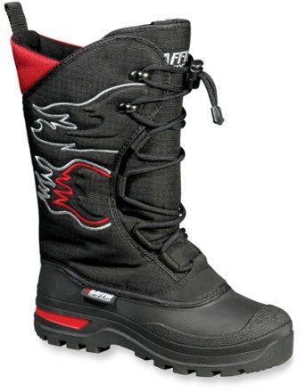 Baffin Boy's Flame Winter Boots Sizes 11K - 2K