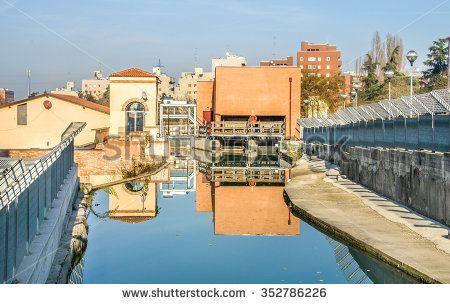 Reno river in #Casalecchio di Reno #Bologna