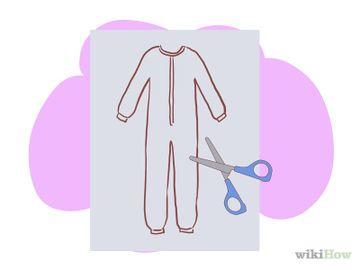 Make an Adult Blanket Sleeper