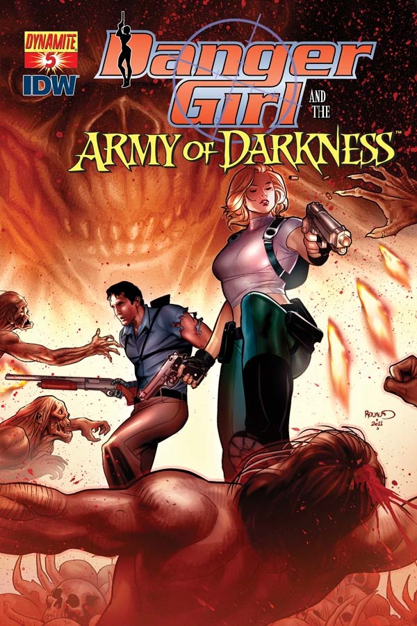 Dynamite® Danger Girl And The Army Of Darkness #5