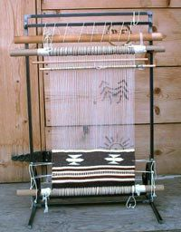 Medium Metal Navajo Weaving loom by OxcartArtizans on Etsy, $95.00