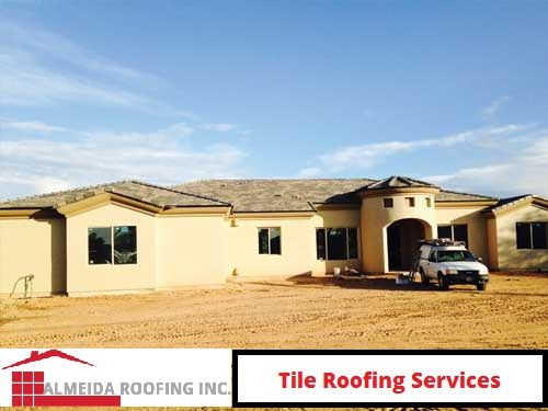 Tile Roofing Contractor In Phoenix Almeida Roofing Is Dedicated To Provide  All Types Of Roofing Services