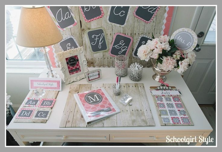 Classroom Decor Shabby Chic ~ Best images about pink and black classroom on pinterest