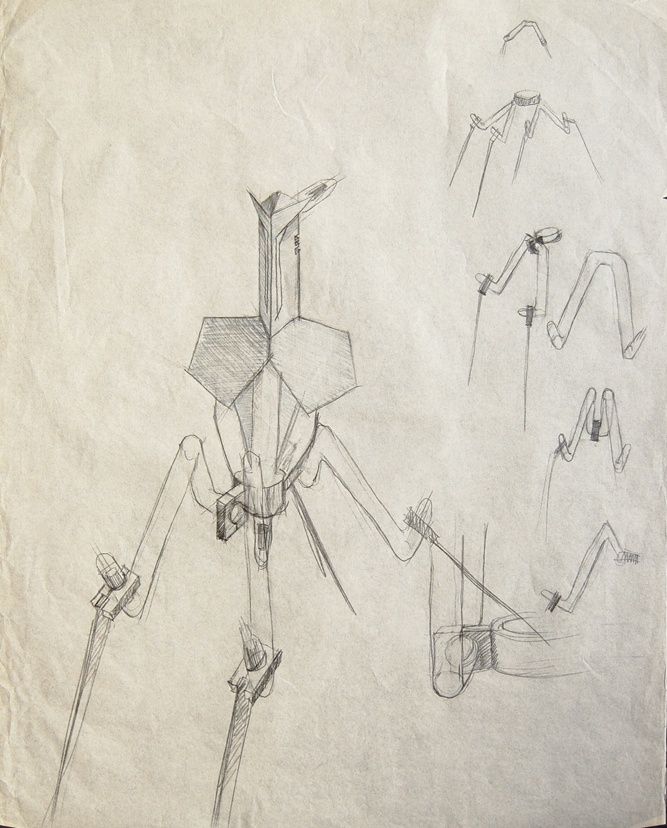 Light Creatures plan