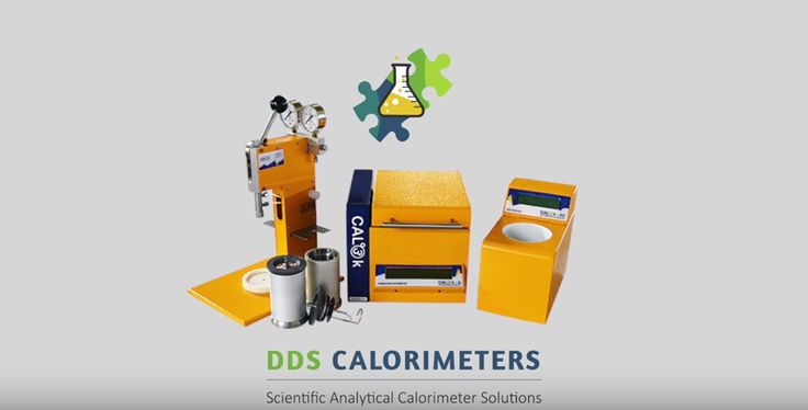 CAL3K-A FEATURES - DDS CALORIMETERS