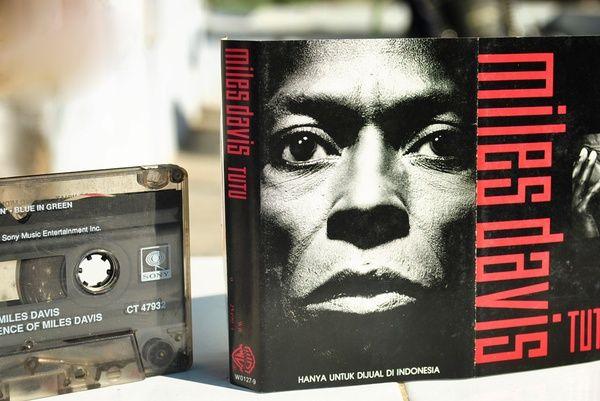Miles Davis -- Tutu