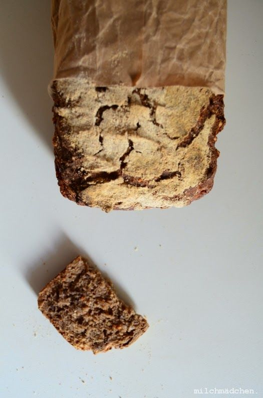 milchmädchen.: Kulturgut: Roggenvollkornbrot über Nacht