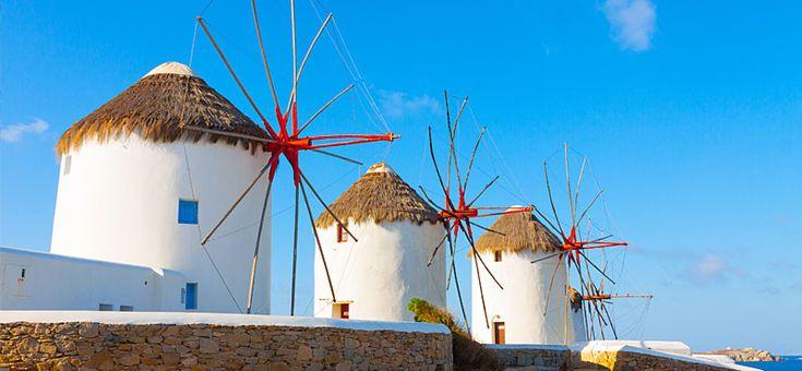 Mare cristallino, spiagge mozzafiato, buon cibo e divertimento, tutto unito ad un ritmo rilassante. Questa è la Grecia, con le sue 227 isole, gioielli della natura
