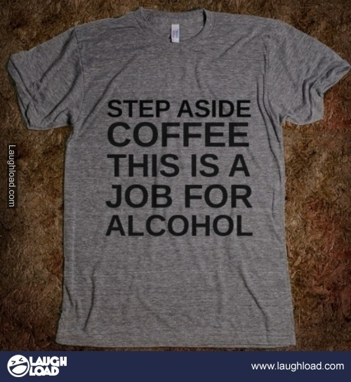 I want this as my Monday Shirt.