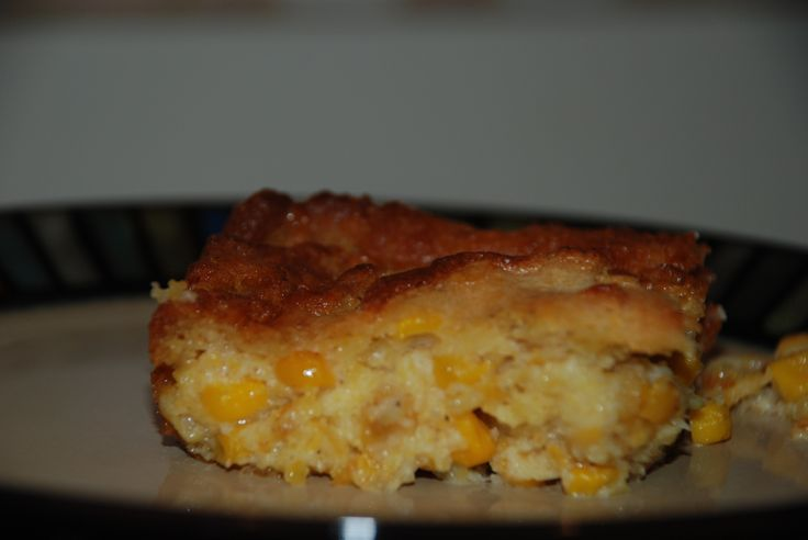 Corn Casserole - Thanksgiving and Christmas side dish