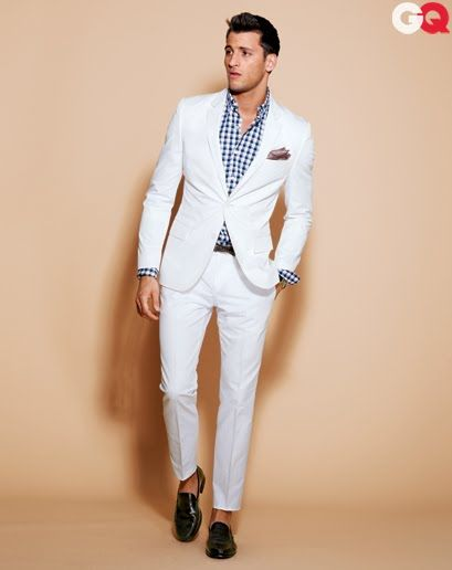 Best White Suits for Men: Wear It Now: GQ