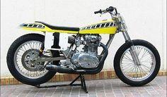 Kenny Roberts Yamaha XS 650 flat tracker