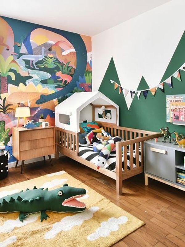 10 mejores ideas para habitaciones de niños con aventura y tema de viaje