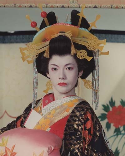 66 best Japanese Traditional Hairstyles images on ...