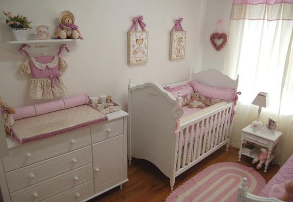 Quarto de bebê Romantic
