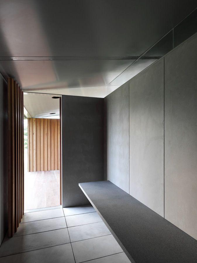 Tobias Partners Tilba Pavillion Sauna Steam Room
