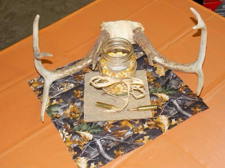 Hunting Theme Decorating Ideas