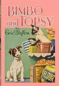 Bimbo and topsy, loved this book infact i still have it somewhere